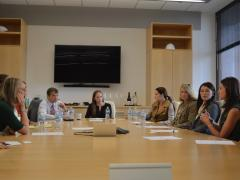Women in Finance Roundtable