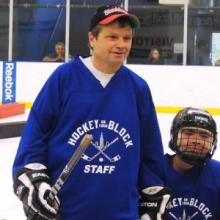 Rep. Quigley and Hockey On Your Block